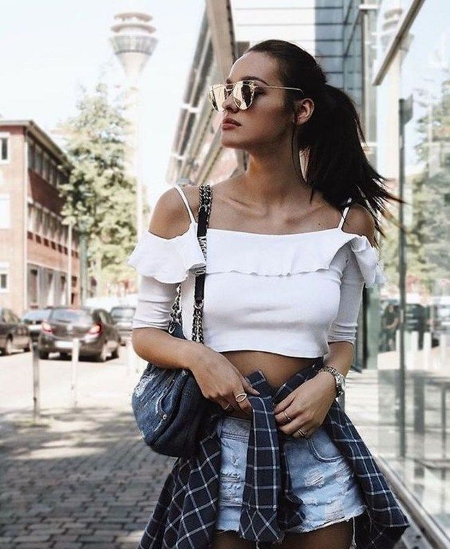 35 Cute Girly Fashion Outfits Ideas For Summer