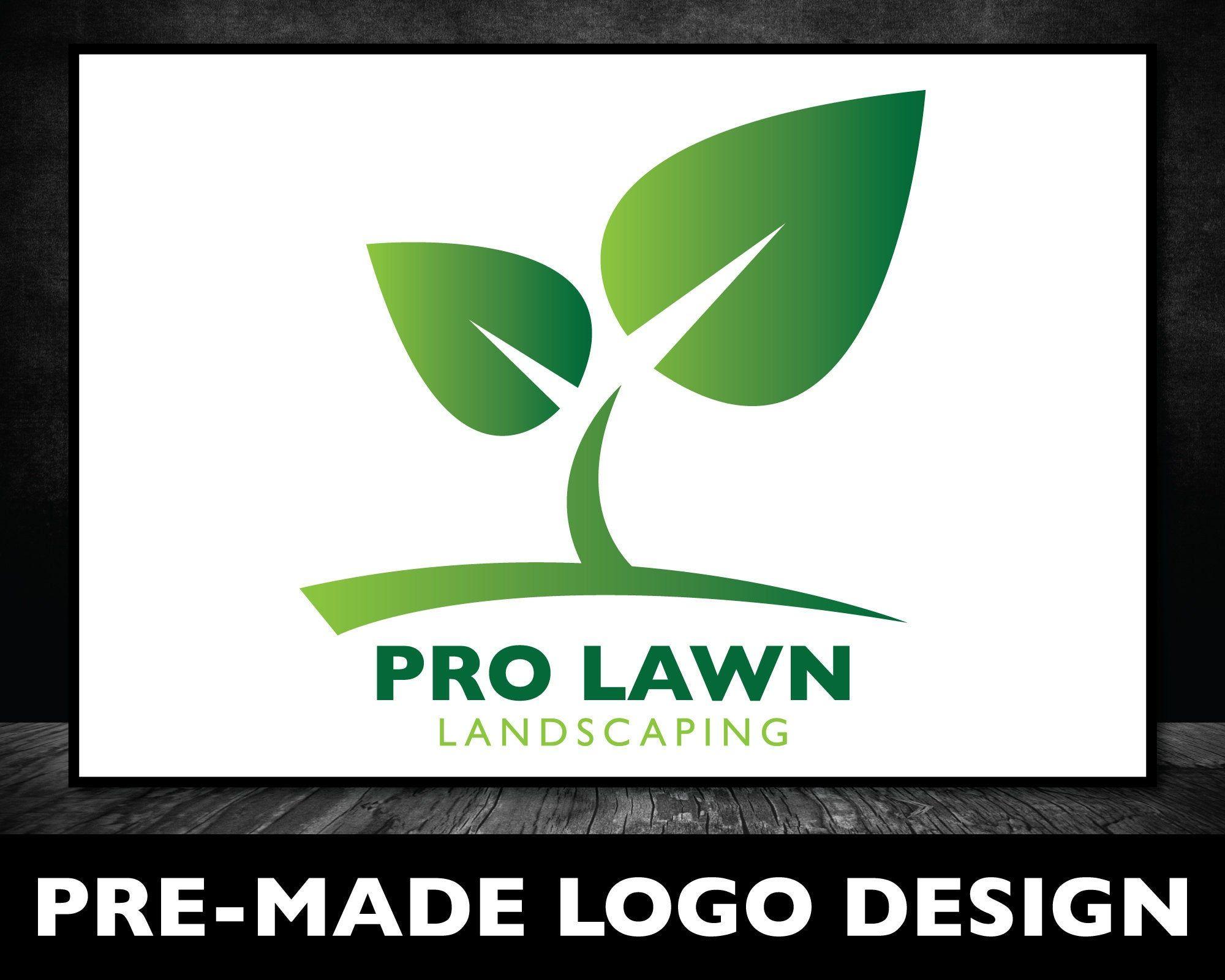 Lawn Care Logo Design   Lawn Maintenance   Landscaping Design   Lawn Design   Landscaper Logo   Outdoor Design   Landscape Marketing Logo
