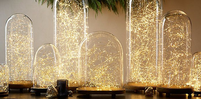 Starry String Lights Magnificent Twinkly Starry String Light Collection  Rh  Home Furnishings Inspiration