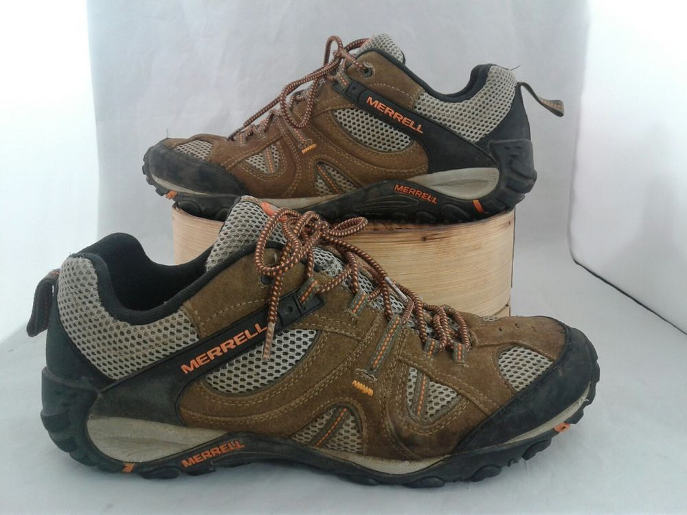 merrell mens shoes size 15 low