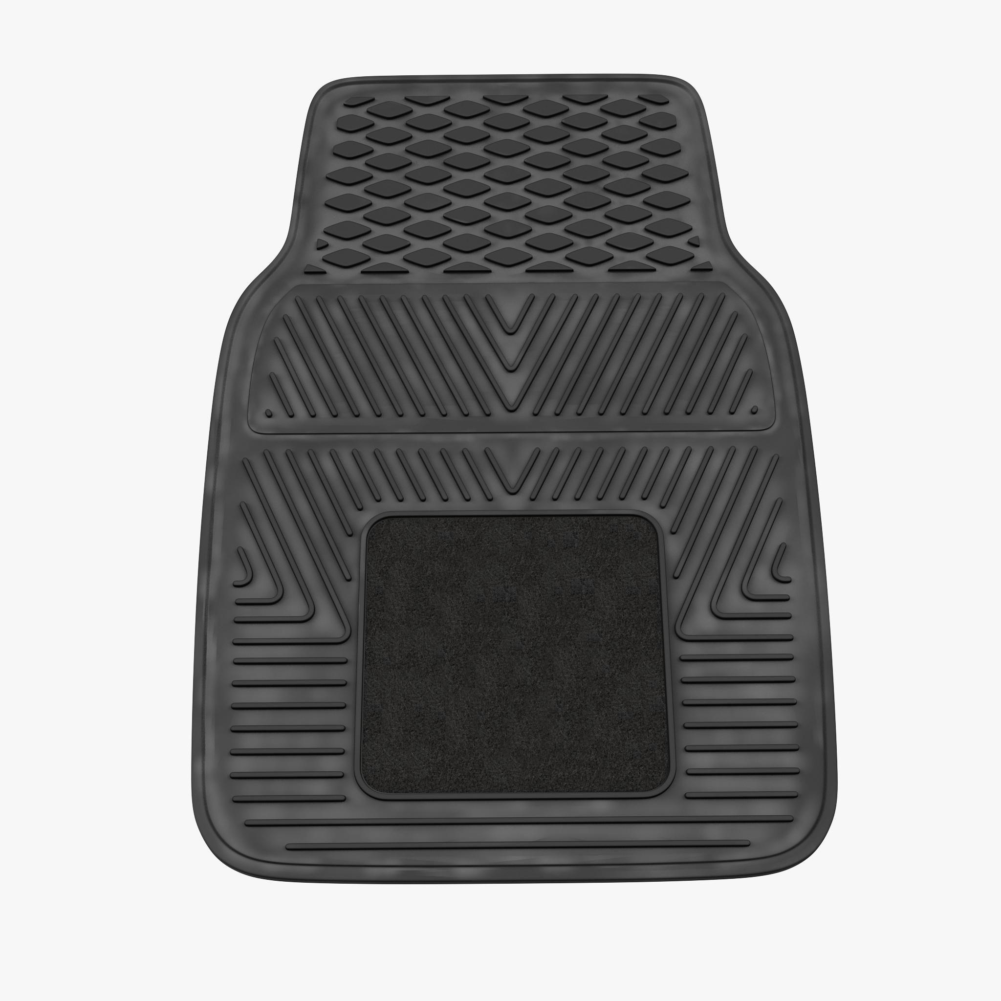 Car Floor Rubber Mat 3D Model #AD ,#Floor#Car#Rubber#Model