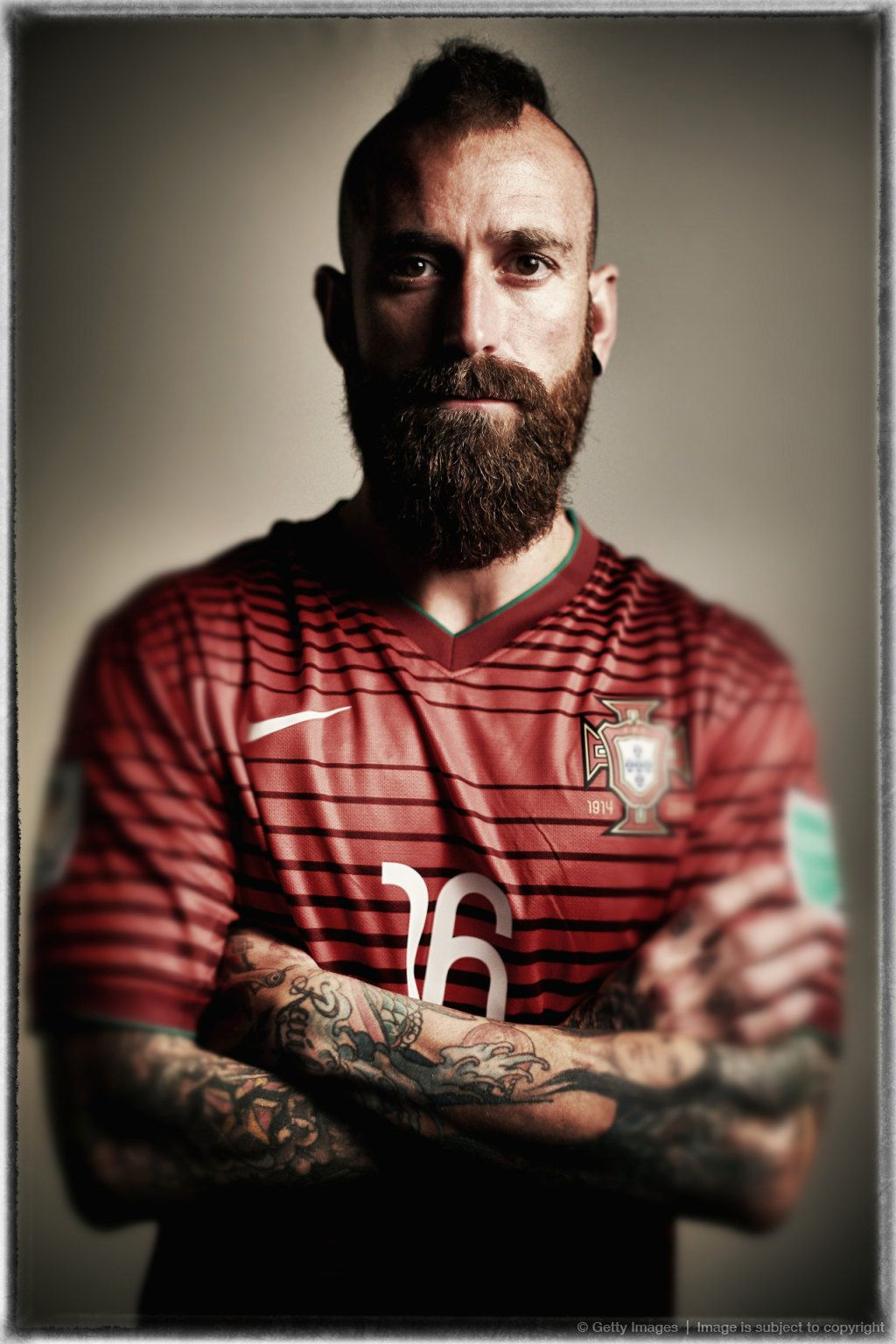 raul meireles, Portugal. Just played to a draw with US