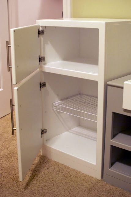 Play Fridge To Go With Her Kitchen Would Be A Great Bday
