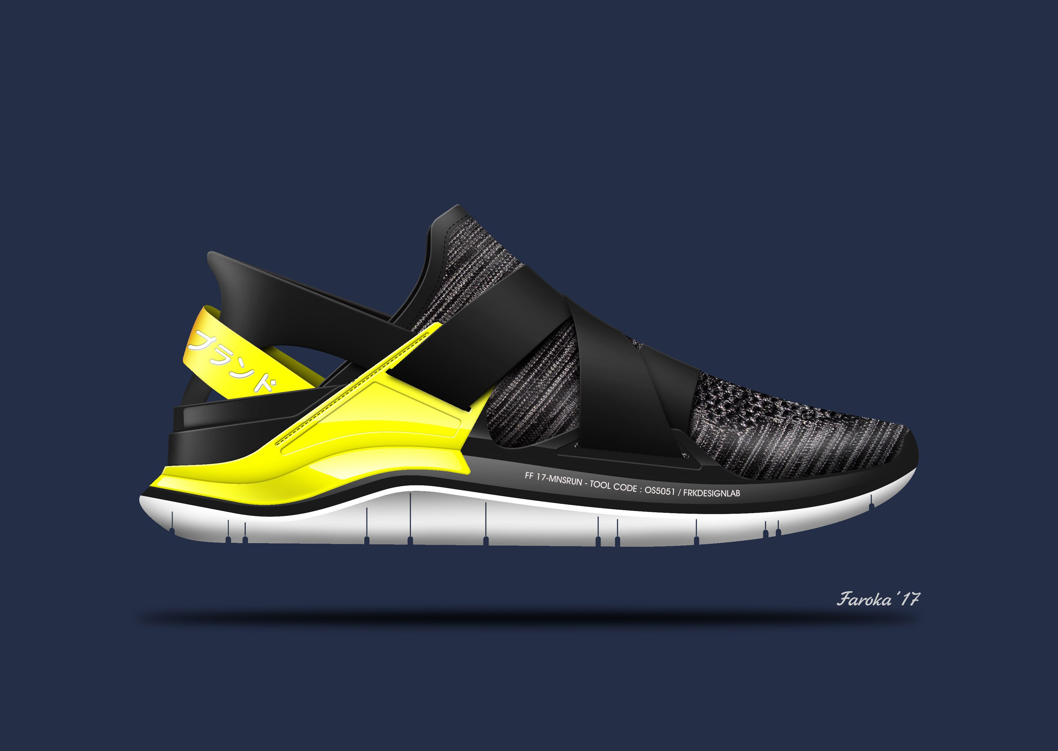 Saucony Running Shoes on Behance
