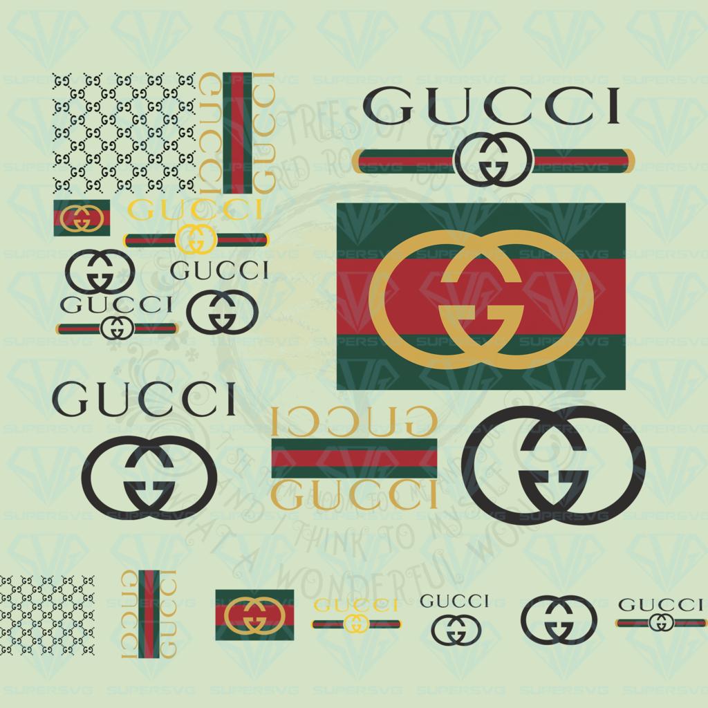 Gucci, gucci svg, gucci logo svg, gucci logo, gucci shirt