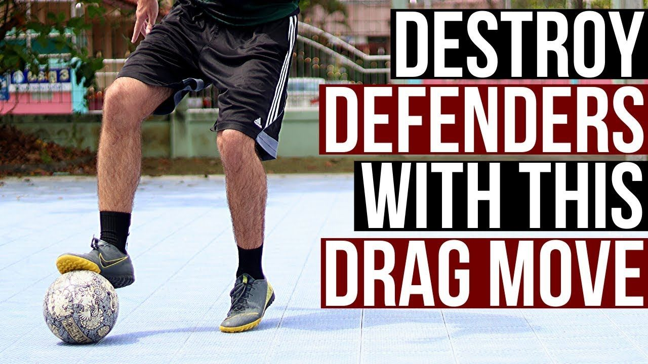 DESTROY The Defender With This Easy Soccer Skill Soccer
