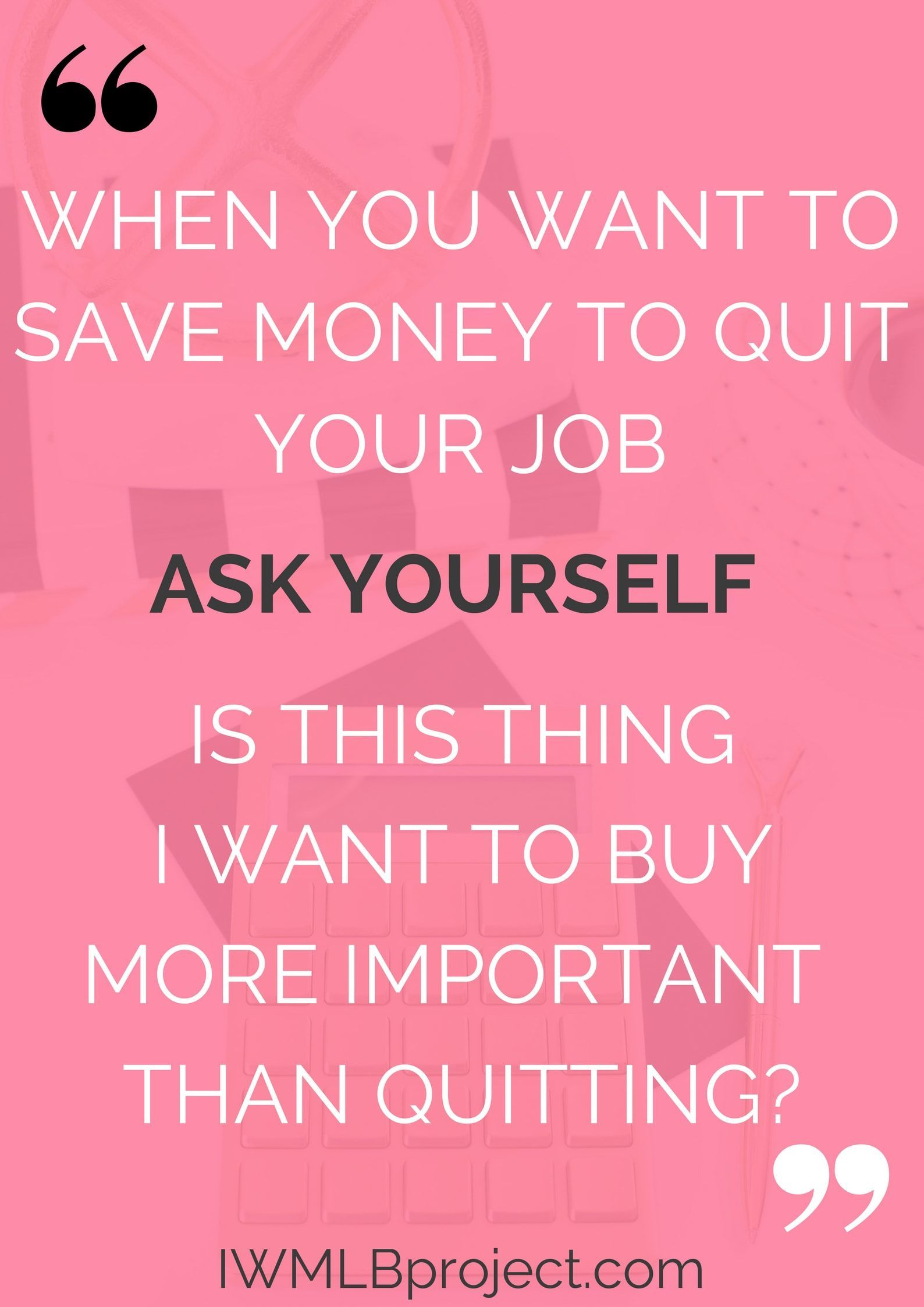 Can T Afford To Quit Your Job Here Is How To Build Your Escape Fund