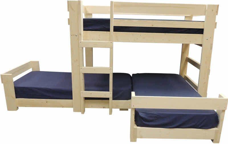 Best Youth Loft Bed Loft Bed Plans Bunk Beds Bedroom Makeover 400 x 300