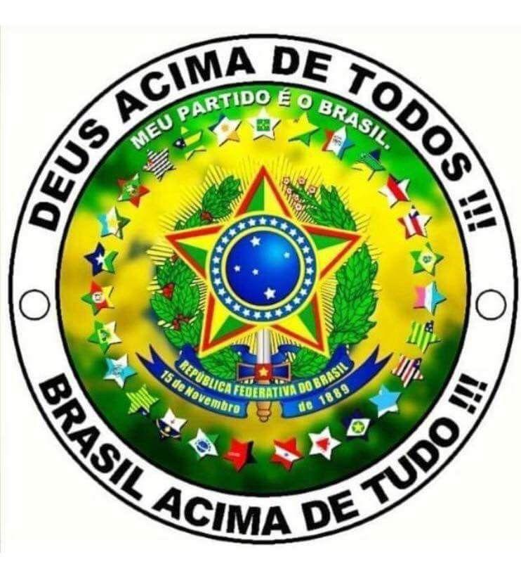 Pin De Joana Amaro Em Deus Bandeira Do Brasil Bandeira Nacional