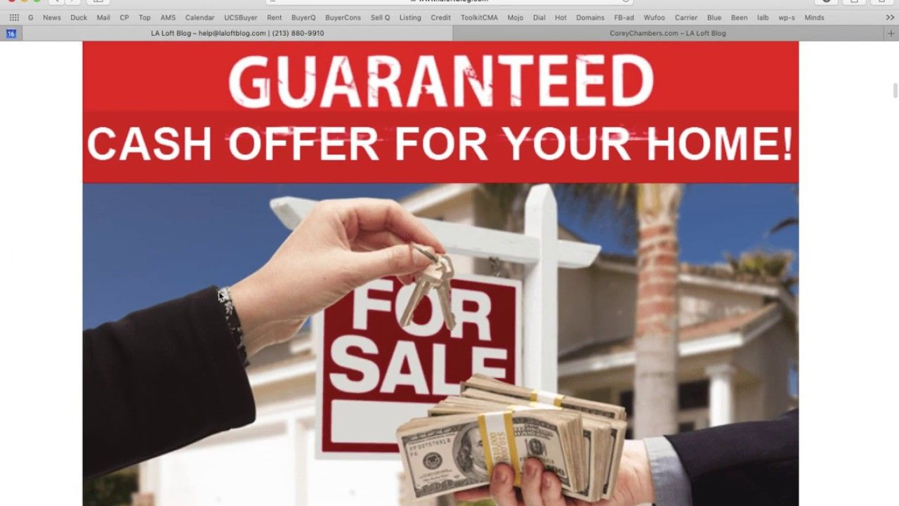 Guaranteed Cash Offer on Your House Within 24 Hours in