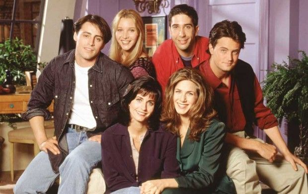 61 cosas que seguramente no sabías de Friends