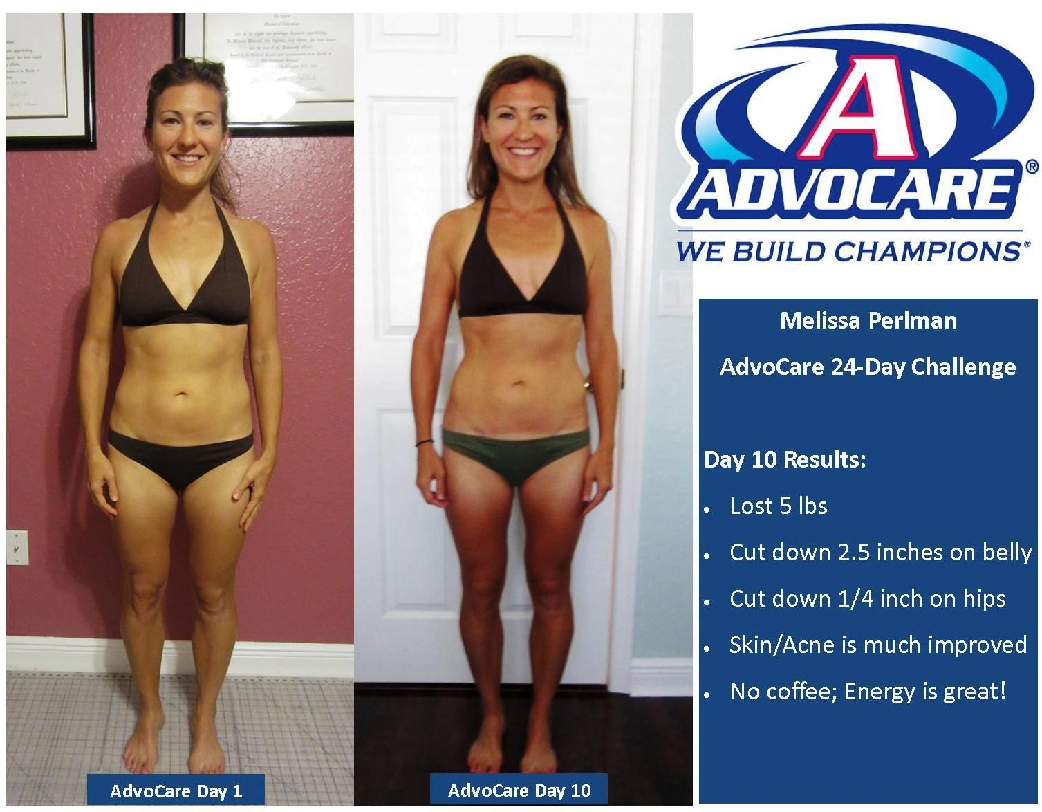advocare 24 day weight loss challenge reviews
