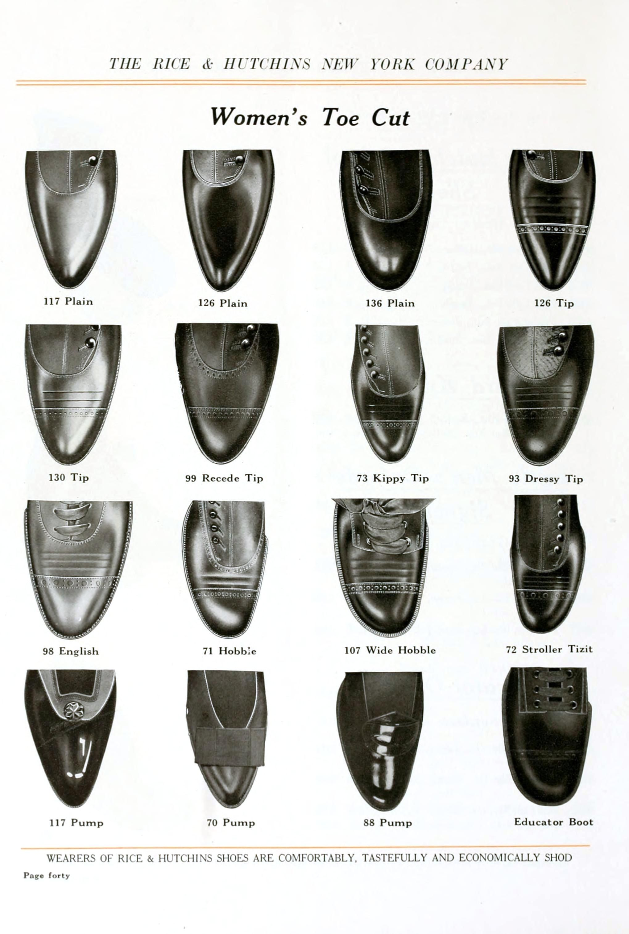 Are Mens And Womens Shoe Shapes Different