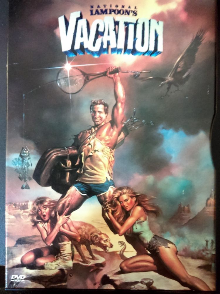 National Lampoons Vacation (DVD, 1997) | 80s movie posters ...