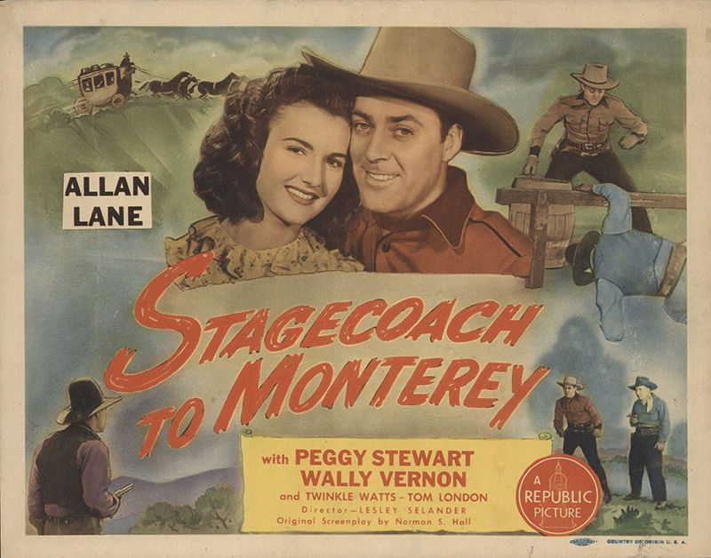 Download Stagecoach to Monterey Full-Movie Free