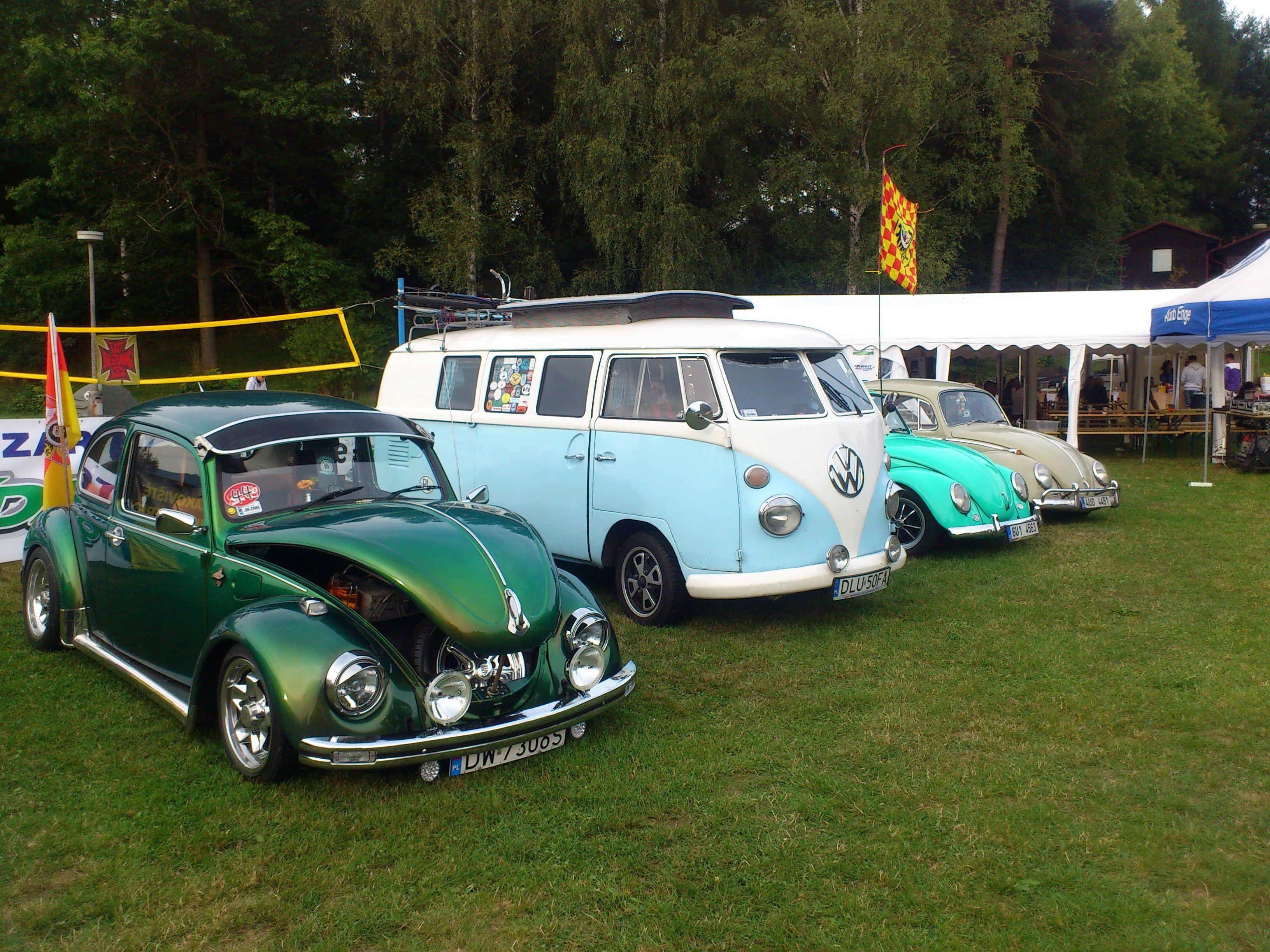 VW Bulli & Garbus Česko vw Bulli