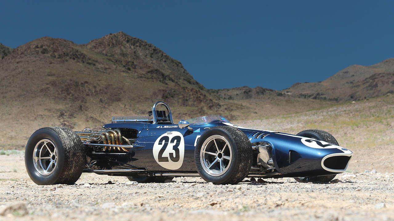 Spotlight: 1966 Eagle-Weslake Mark 1   Eagle, Mk1 and Grand prix