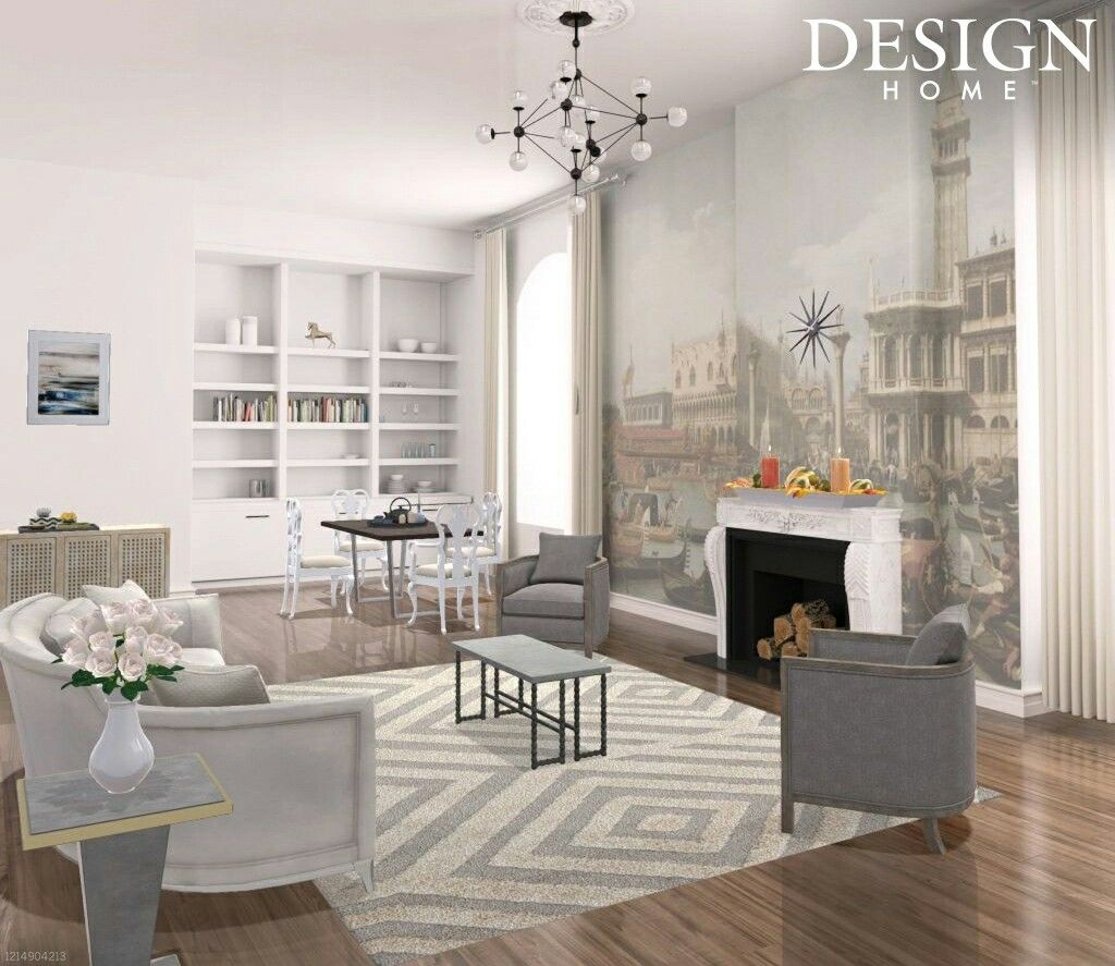 This Game Is Addicting! #DesignHome #HomeDesign