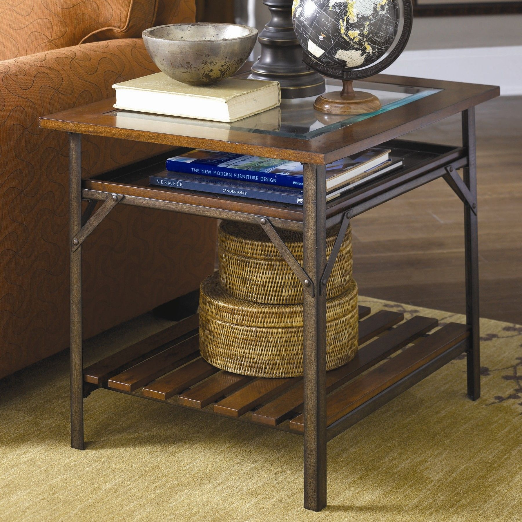 Hammary Mercantile End Table Reviews Wayfair 345 99 Matches The Coffee