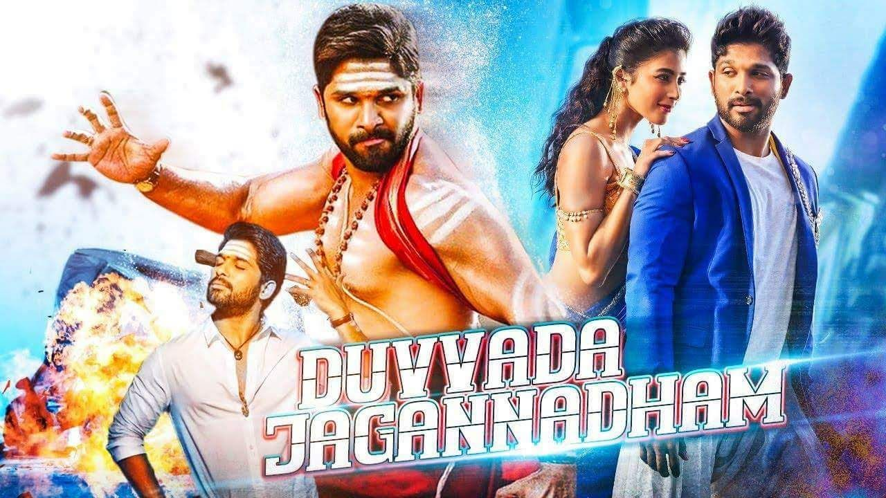 DJ Duvvada Jagannadham 2017 Hindi Dubbed 720p HDRip
