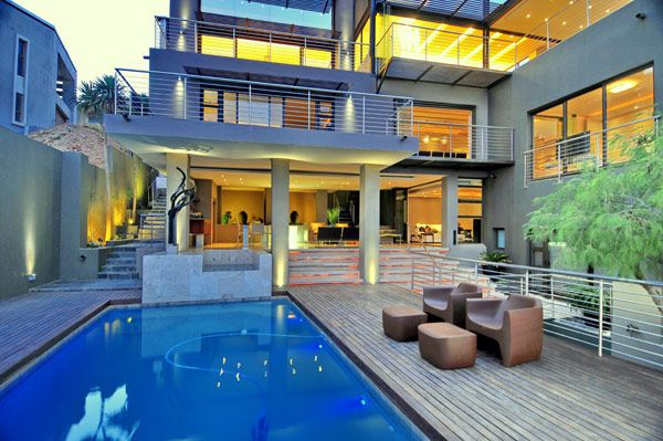 Luxurious Living in Johannesburg South Africa House Bassonia