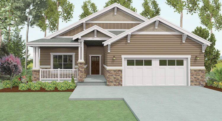 Laporte Plan At Riverrun Patio Homes For Sale In Greeley Co Joydy