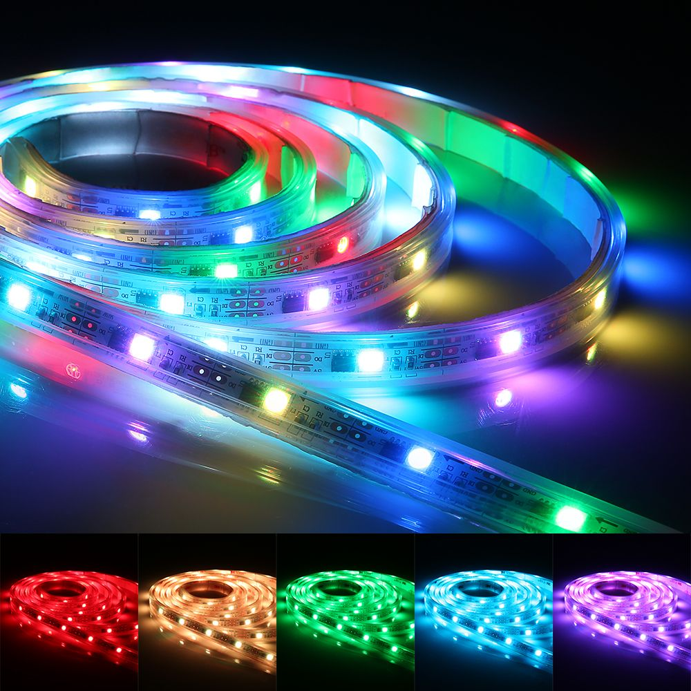 Color Changing Rope Lights Stunning Zanflare S2 656Ft 1200 Color Changing Multicolor Led Lighting Review