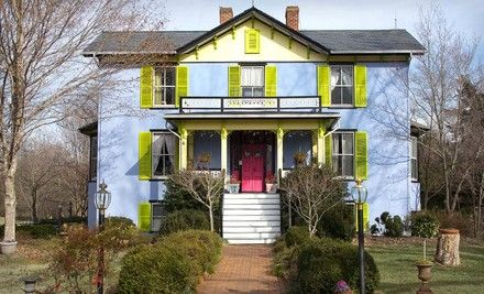Bed And Breakfast Ashland Va