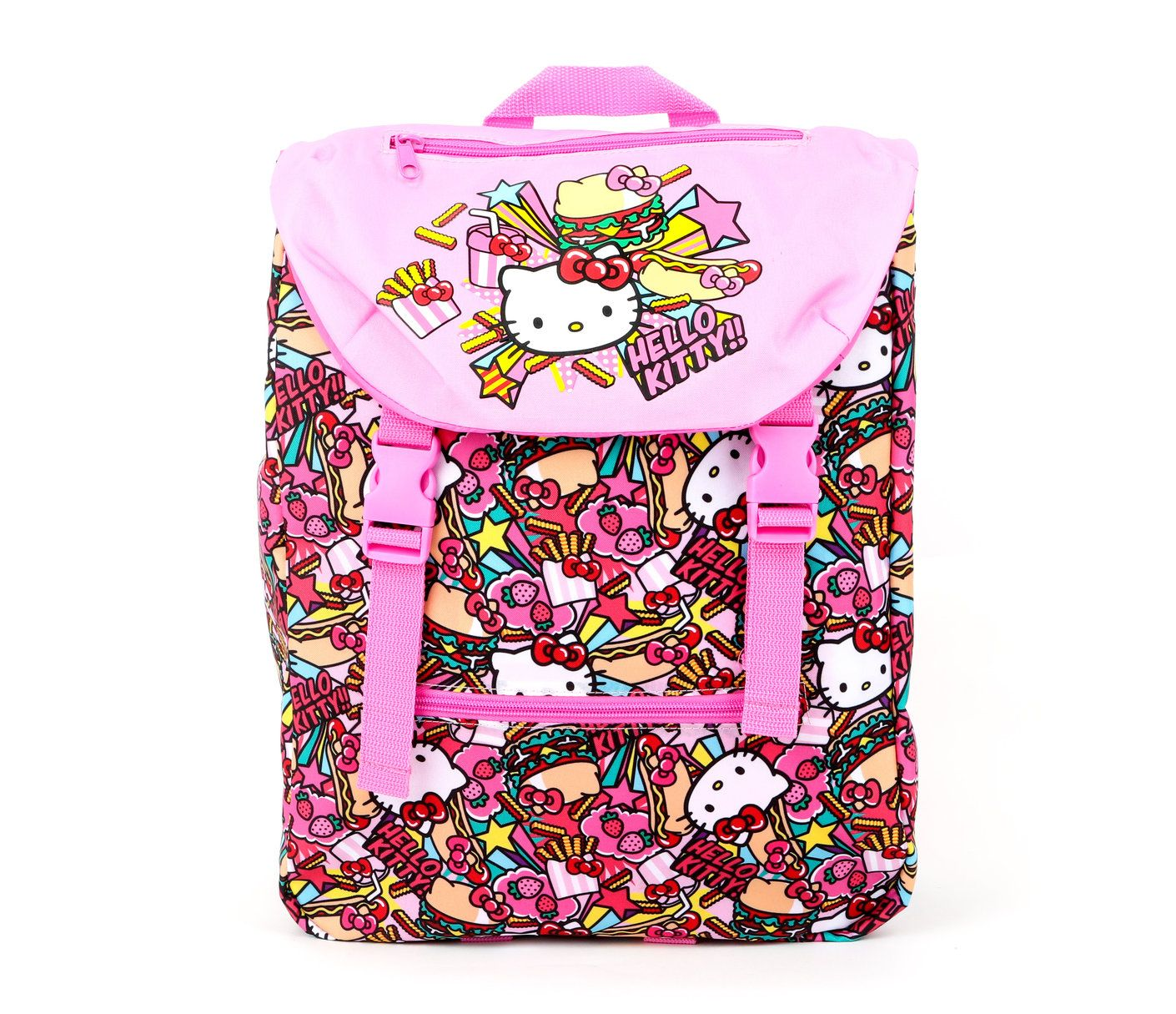 287c18a5a102 Hello Kitty Backpack  Fast Food
