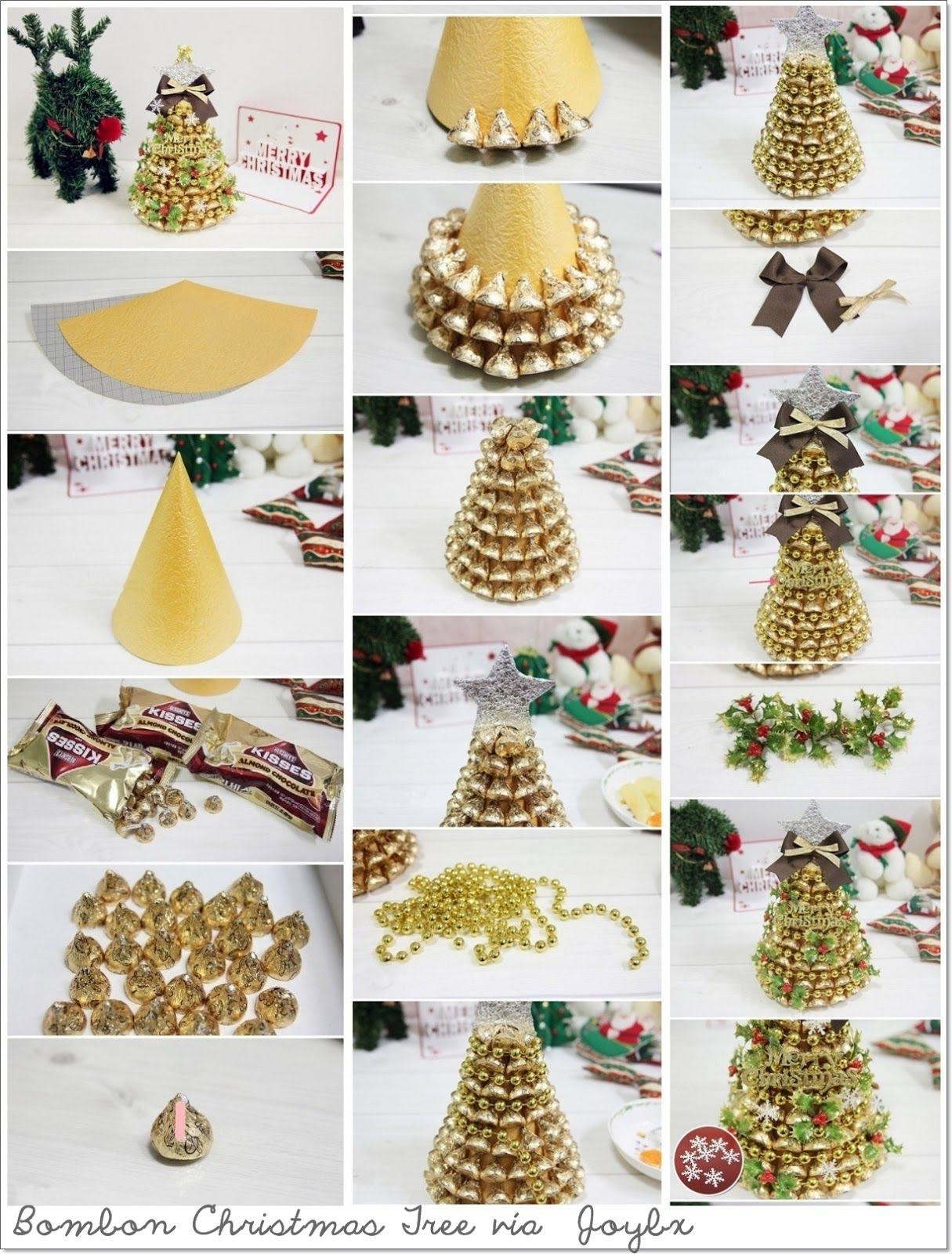 Cosas Decorativas De Navidad Caseras I Fciles De Hacer
