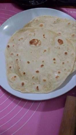 Tortilla Homemade Kulit Kebab Resep Resep Masakan Makanan Dan Minuman