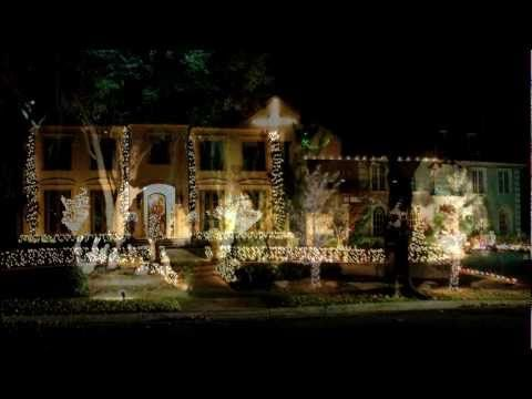 Highland Park Christmas Light Tours, Highland Park Texas, Dallas