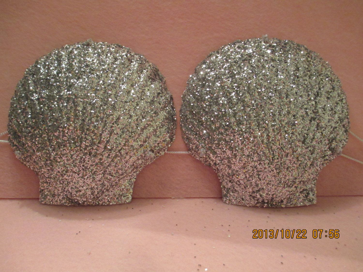Image result for lady gaga seashell bra