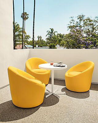 Crest Swivel Chair Lanai Porches Patios Whatevers Pinterest