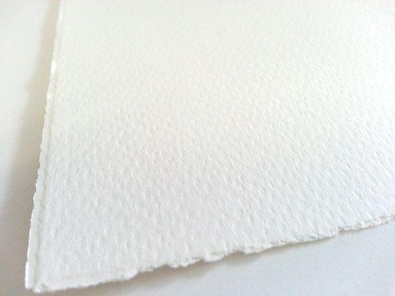 Deckle Edge Card 310gsm Thick 5 9 X 7 87 15cm X 20cm Blank Wedding Invitation 310gsm Cream Premium From Europe Smaller Than A5 Blank Wedding Invitations Wedding Invitations Card Sizes