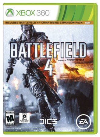 Battlefield 4 Xbox 360 Games Accessories New Releases 24