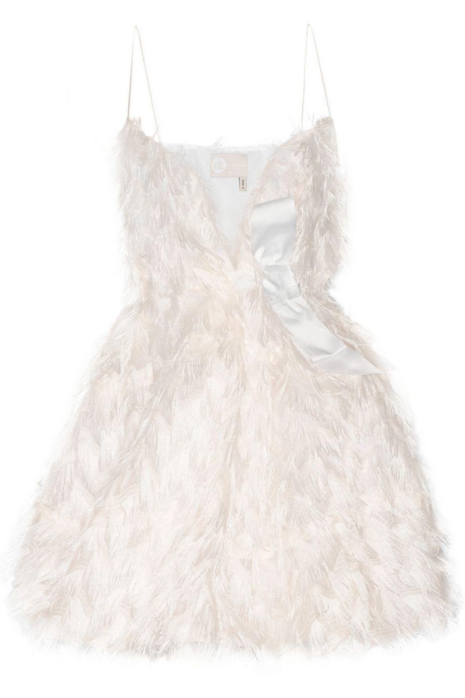 Ivory Fil Coupe Mini Dress Lanvin Short White Cocktail Dresses Mini Dress White Cocktail Dress [ 1380 x 920 Pixel ]