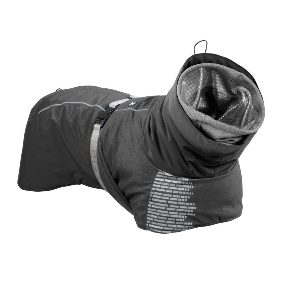 Photo of Hurtta Extreme Warmer Dog Coat – Granite Gray