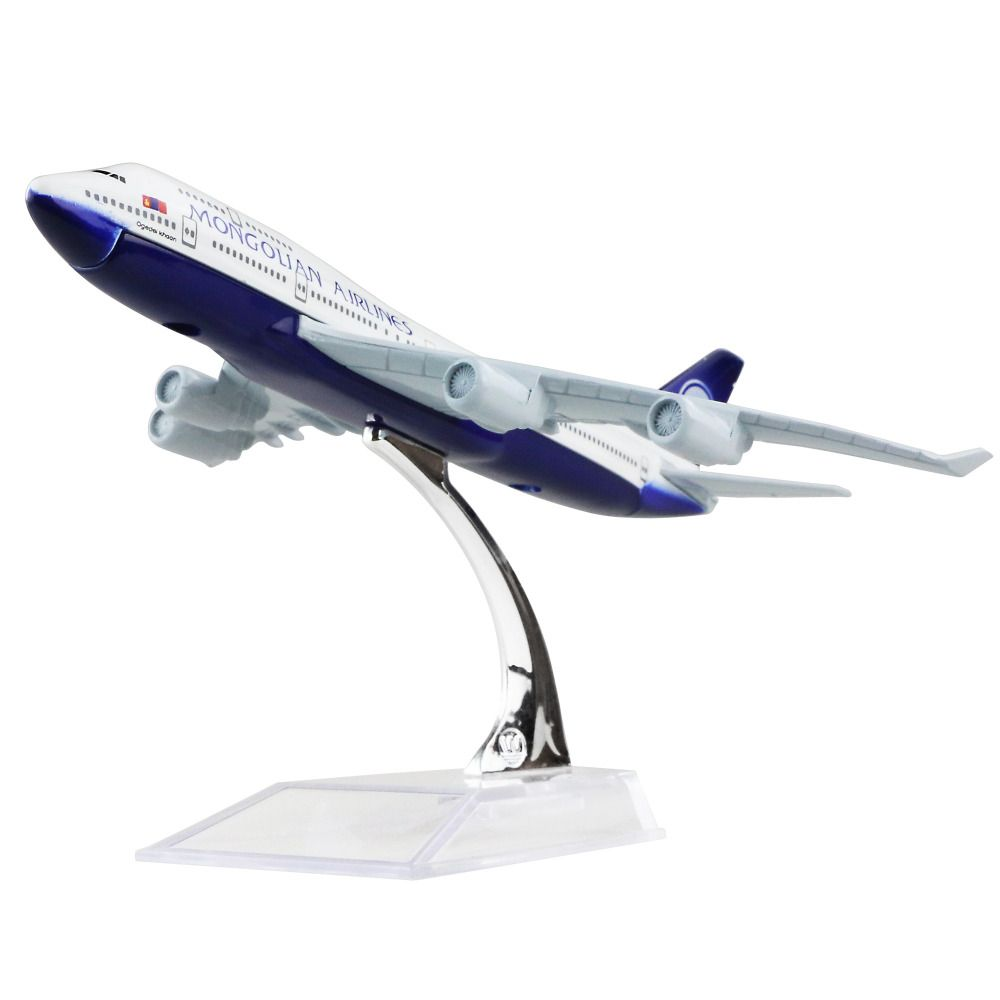 Birthday toys images  Mongolia Airlines Boeing  cm airplane models child Birthday