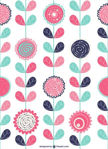 Download Seamless Decorative Floral Background For Free Estampas Cartões Artesanais Fundo Floral