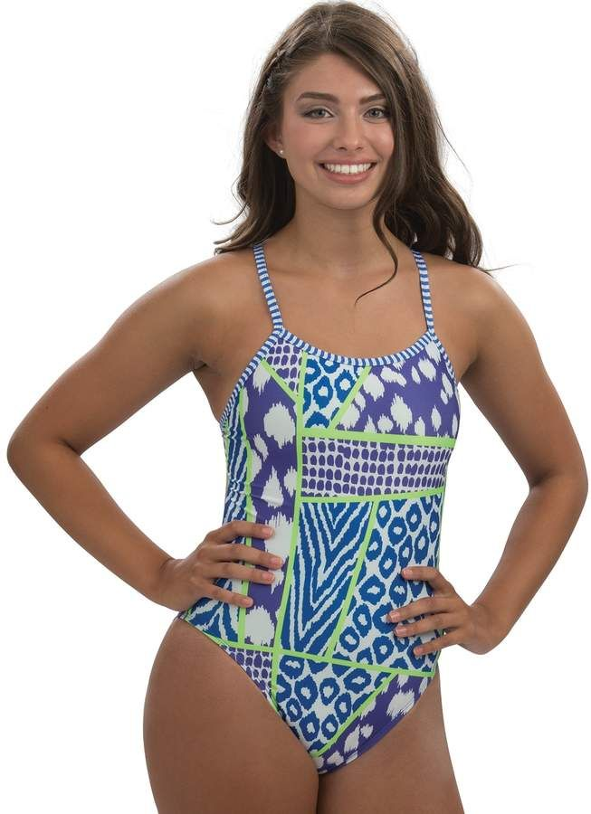 f5bb976316 Women's Dolfin Uglies Printed One-Piece Swimsuit in 2019 | Products ...