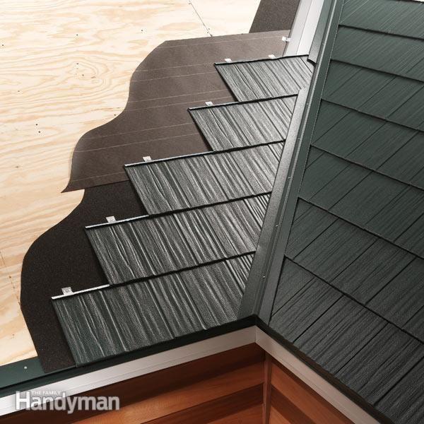 Metal Roofing Shingles Leaf Pattern Google Search Metal Roof Panels Roofing Roof Panels