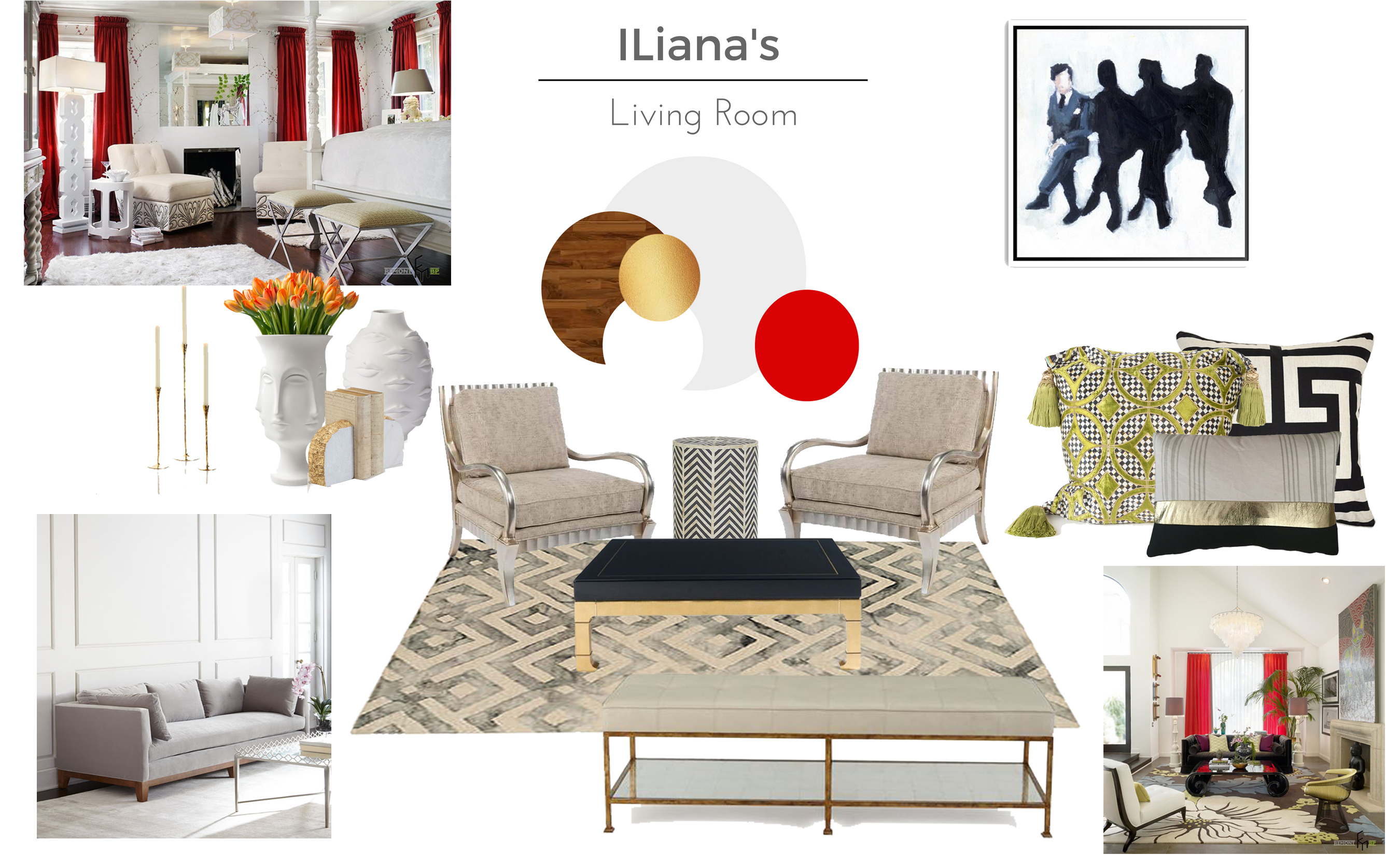 Introducing A Mood Board With High Style And Amazing Drama That