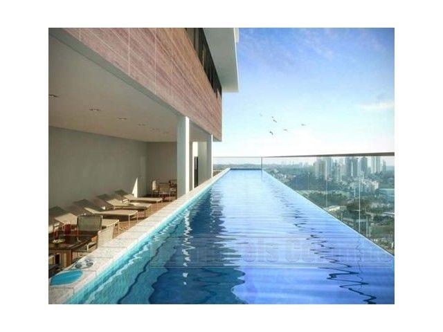 Apartamento Champagnat 1 dormitório, 1 vaga 45,71m² R$ 363.161,43