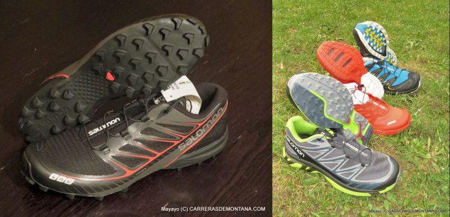 Slab Speed vs Wings Pr2 Pr2 Wings Sense 5 Ultra y XAPro3 Trail Running 5677e1