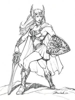 épinglé Sur She Ra Princess Of Power