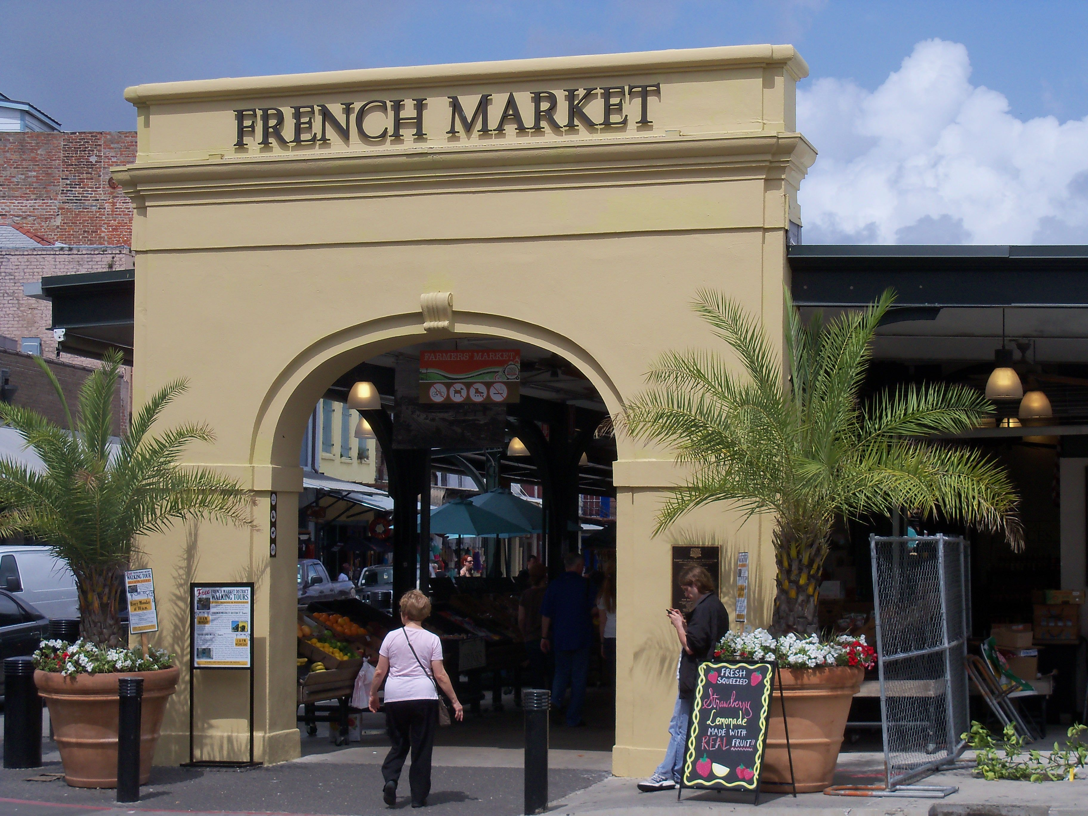 French Market New Orleans | New Orleans | Pinterest