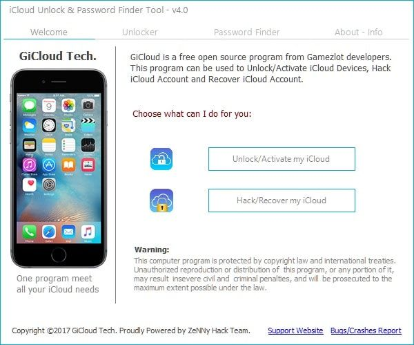 Bypass/Remove iCloud Activation Lock on iPhone/iPad Forever 2017