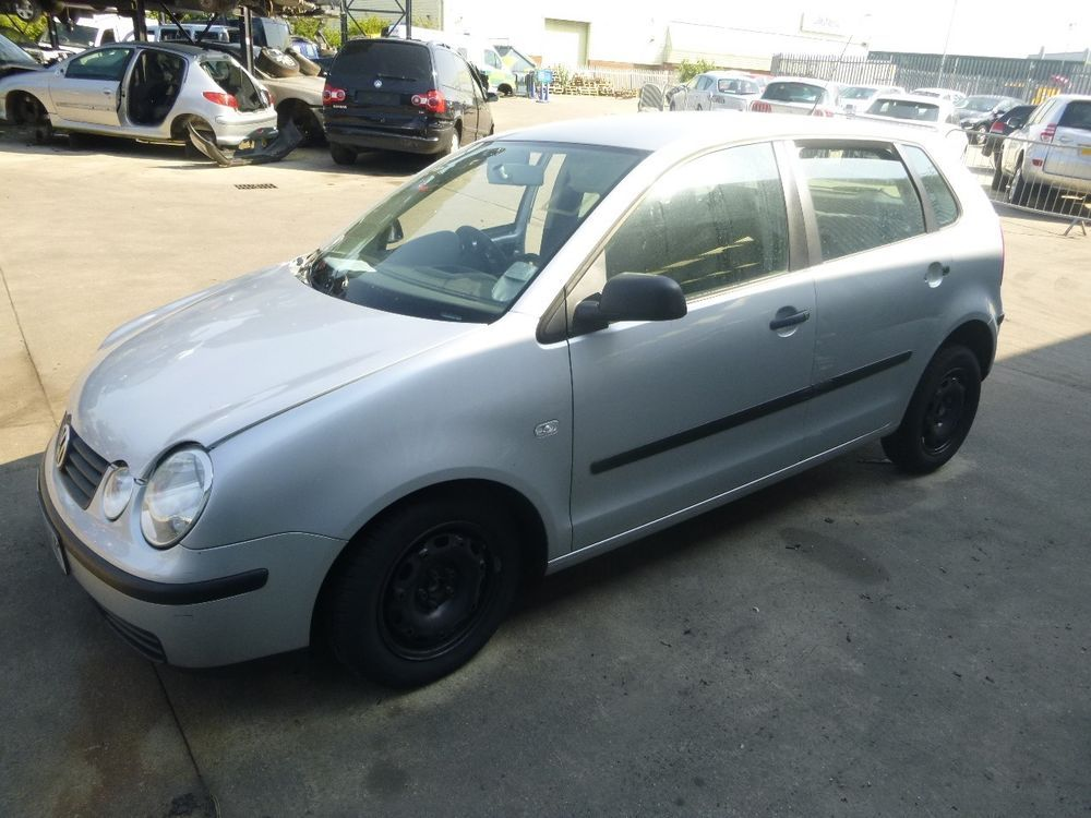 Volkswagen Polo 9n 2003 1 2 Petrol 2002 2005 5 Dr Hatch Breaking