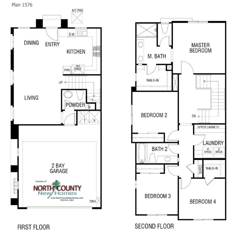 Solara At Skyline New Townhomes In Vista Small Apartment Plans How To Plan Townhouse